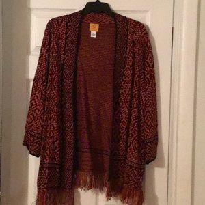 Ruby Rd Duster Cardigans.